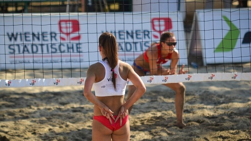 Alle Roma Beachvolley Finals in scena i re dello Street Food