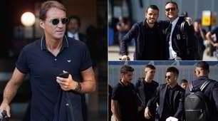 L'Italia di Mancini in viaggio verso l'Armenia