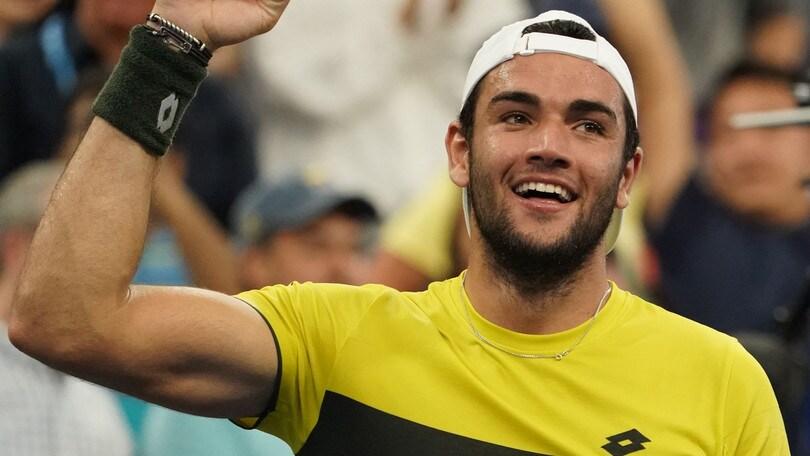 US Open: Berrettini storico, è in semifinale