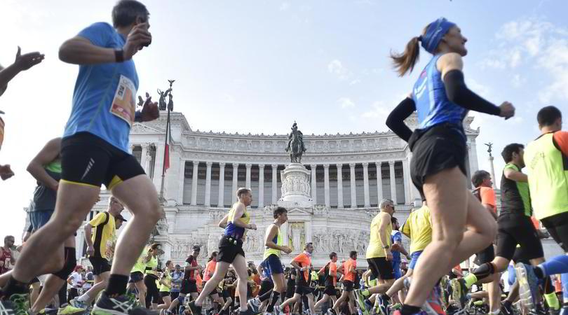 Maratona di Roma, esclusiva fino al 2023 al Corriere dello Sport-Stadio e Infront