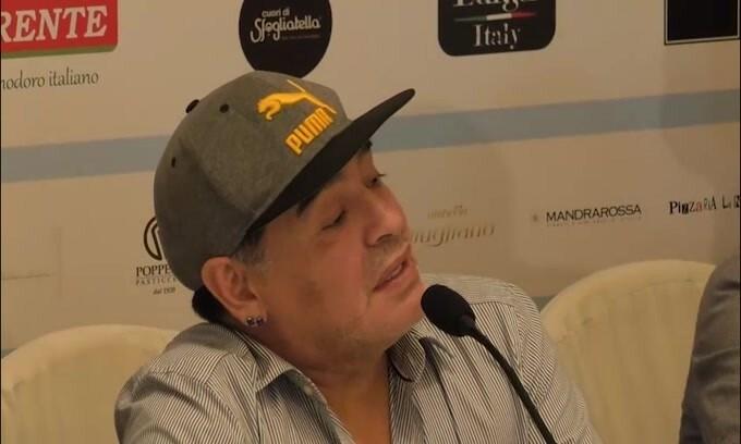 Maradona nuovo mister del Gimnasia?