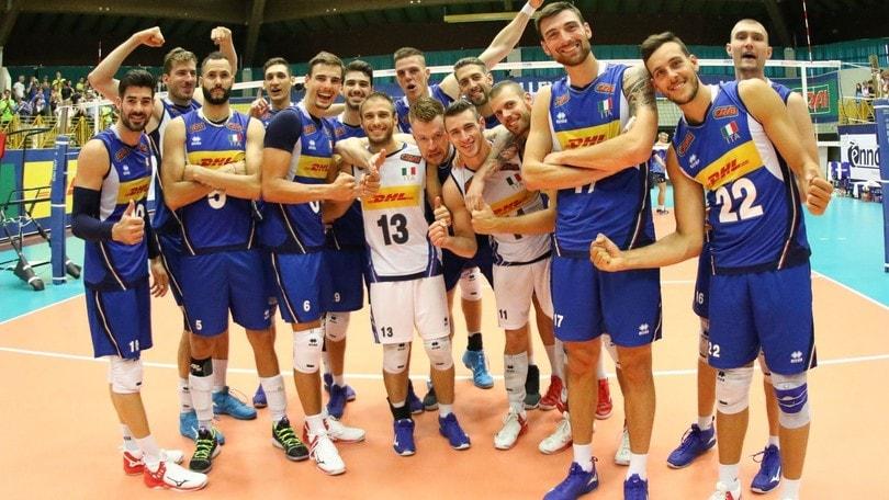 L'Italia di Blengini batte la Finlandia in amichevole