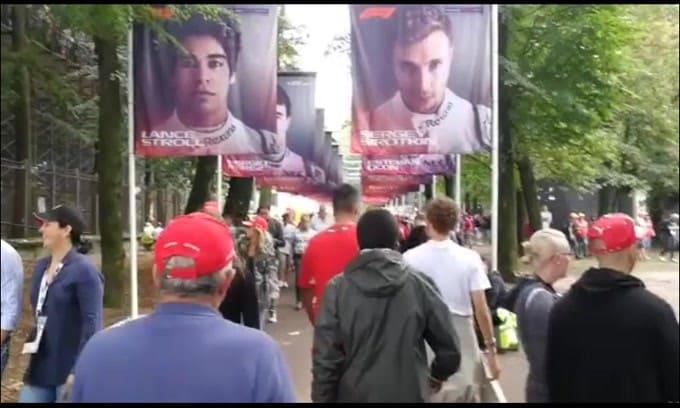 F1, il GP di Monza in calendario fino al 2024