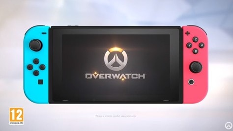 Ufficiale: Overwatch arriva su Nintendo Switch