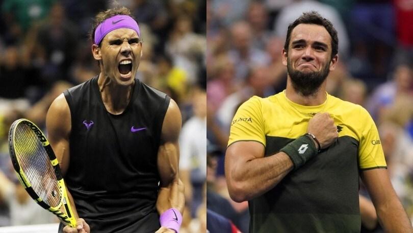 Us Open, Nadal: