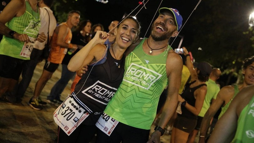 Roma by Night Run: domani sera la maratona in notturna