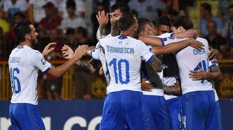 Armenia-Italia 1-3: Belotti, Pellegrini e un autogol, Mancini vola