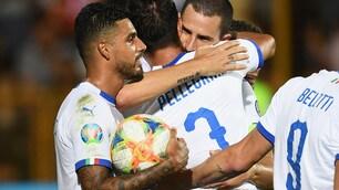 Italia vincente in Armenia: Pellegrini-gol per il 3-1 finale