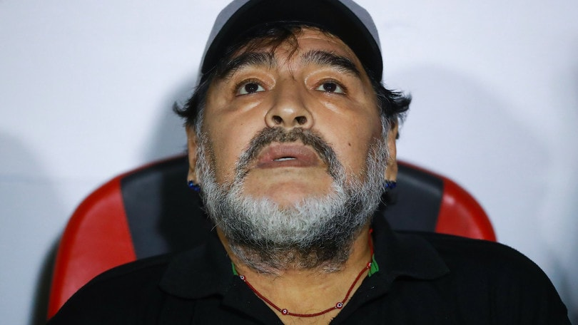 Ufficiale, Maradona è il nuovo allenatore del Gimnasia La Plata