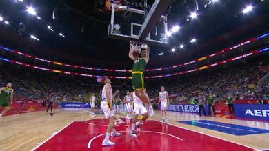 La Super Australia batte anche la Lituania