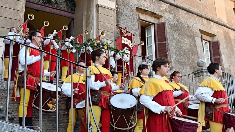 Il Festival dei Cortei Storici Borgiani a Subiaco