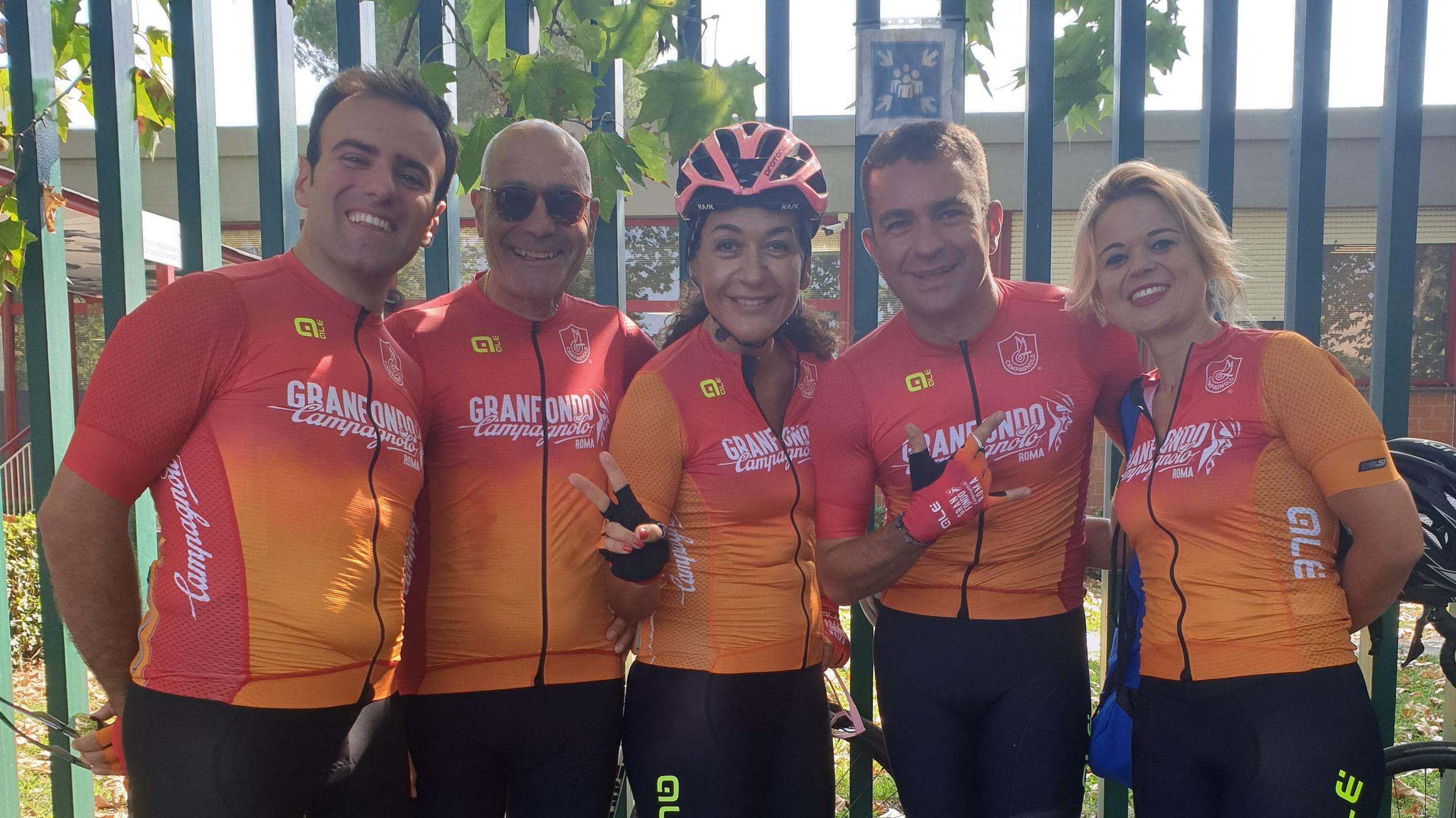 Granfondo Campagnolo: presentata la maglia dell'edizione 2019