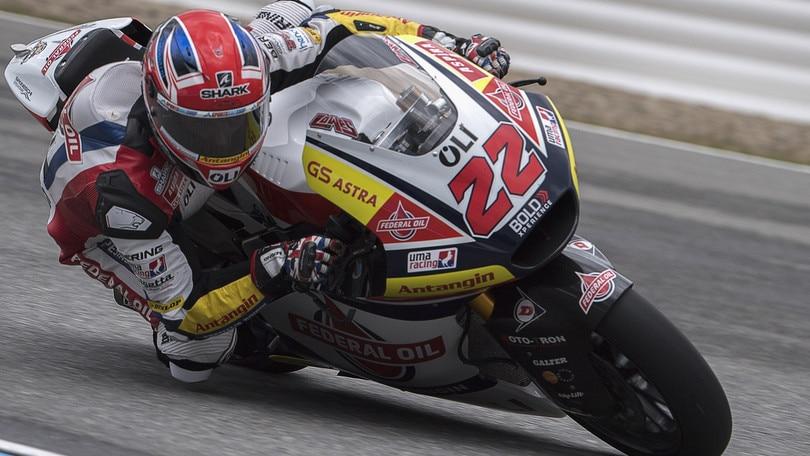 Moto2, Sam Lowes all'Estrella Galicia nel 2020