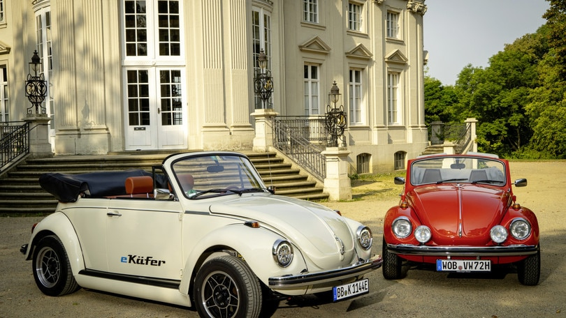 Volkswagen eKafer, Maggiolino dal cuore elettrico
