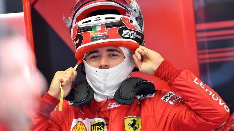 Gp d'Italia: Leclerc davanti nelle libere. Poi Hamilton e Vettel