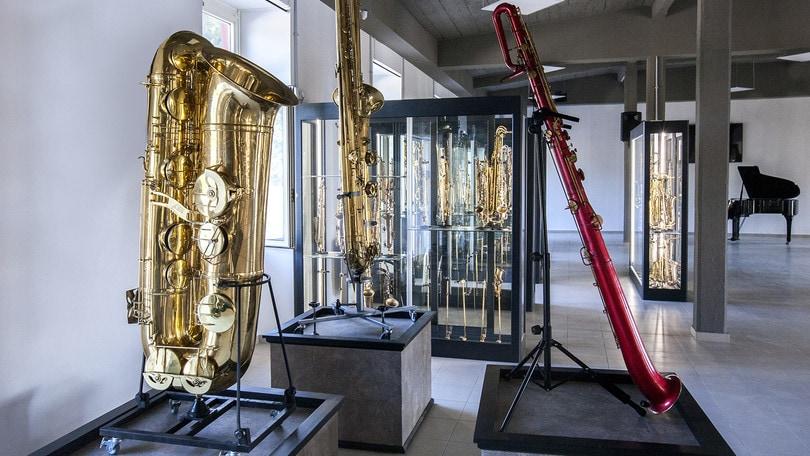 Il primo museo del sassofono al mondo apre a Fiumicino