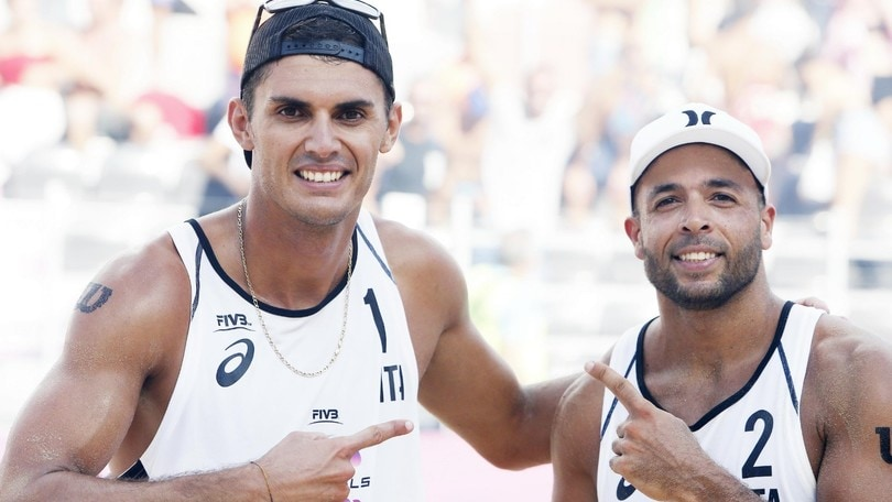Roma Beach Finals: agli ottavi Carambula-Rossi e Menegatti-Orsi Toth
