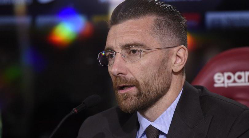 """De Sanctis: """"Vice Dzeko? Roma difficilmente migliorabile"""""""