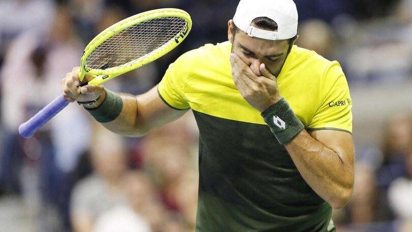 US Open, Berrettini si ferma in semifinale contro Nadal
