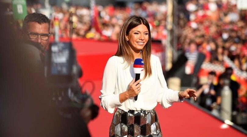 Federica Masolin Calendario.Federica Masolin Vi Racconto La Mia F1 Su Sky Corriere