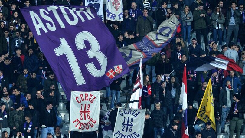 Fiorentina, tutti in fila per la Juve