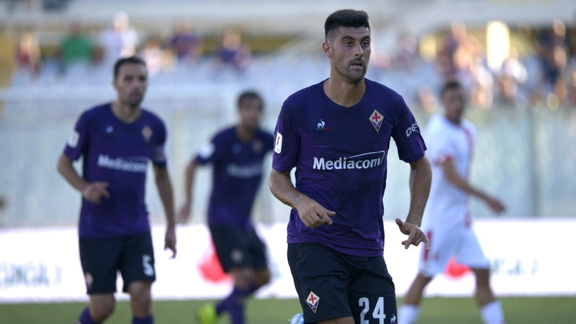 Fiorentina, si ferma Benassi: trauma al ginocchio sinistro