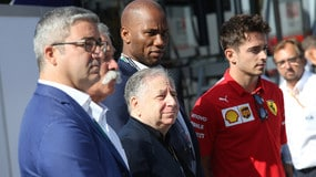 F1, Gp d'Italia: Drogba e Aubameyang ospiti illustri a Monza