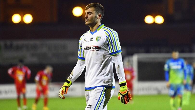 Pisa, ha firmato l'ex Milan Livieri