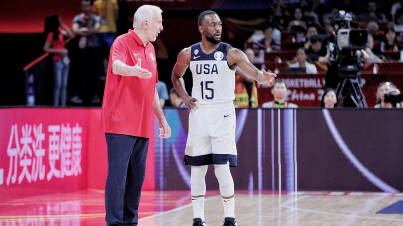 Mondiali: Usa battono la Grecia di Antetokounmpo e volano ai quarti
