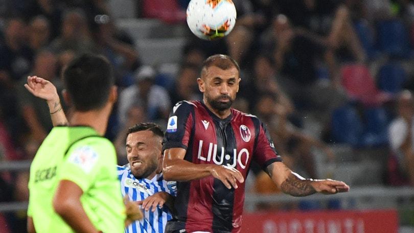 Bologna, Danilo verso il forfait con il Brescia