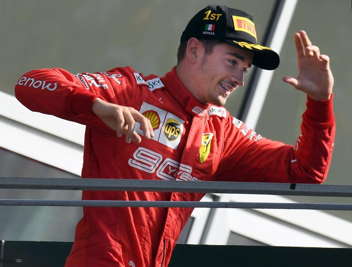 Charles Leclerc: dalla Formula 1 alla moda, le sue passioni