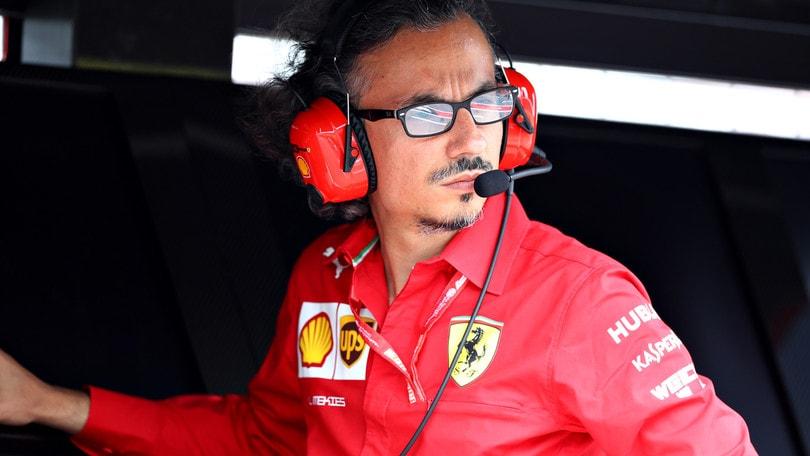 Ferrari, Mekies: