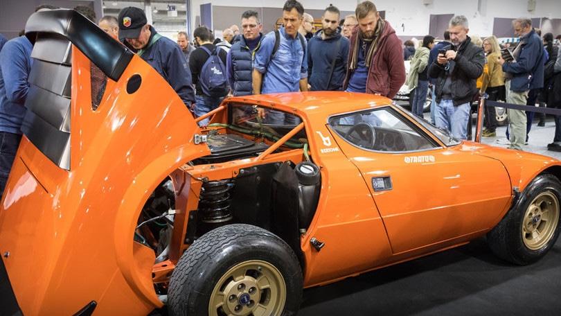 Fiera di Padova, dal 24 al 27 ottobre il Salone di Auto e Moto d'Epoca