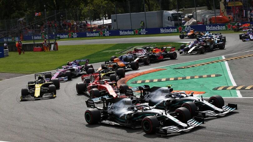 F1: il Mugello si candida per il Gp d'Italia