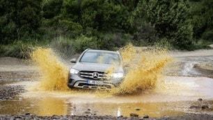 Mercedes GLC restyling: le immagini