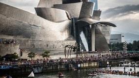 La Red Bull Cliff Diving World Series a Bilbao