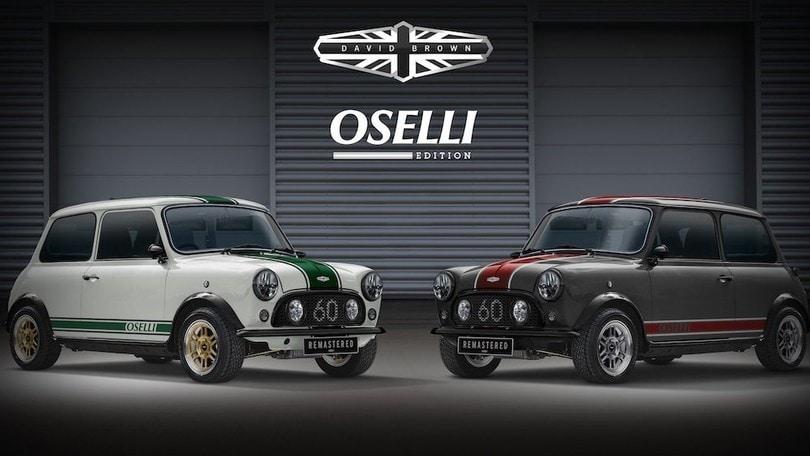 MINI Remastered Oselli, si superano i 100 CV
