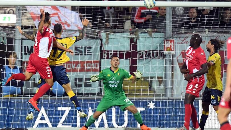 Serie C Modena-Padova 0-1. Castiglia vale la vetta