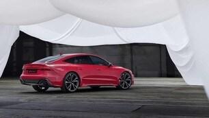 Audi RS 7 Sportback, gli scatti