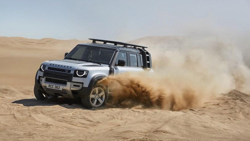 Land Rover Defender, il ritorno del mito