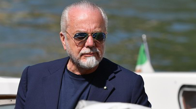 """De Laurentiis su Juve-Napoli: """"Chi non era pronto non doveva giocare"""""""