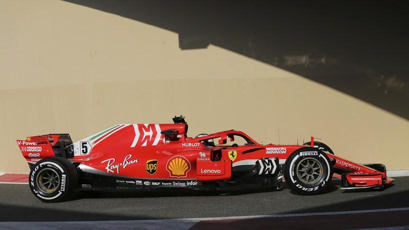 F1, le gomme scelte per Singapore