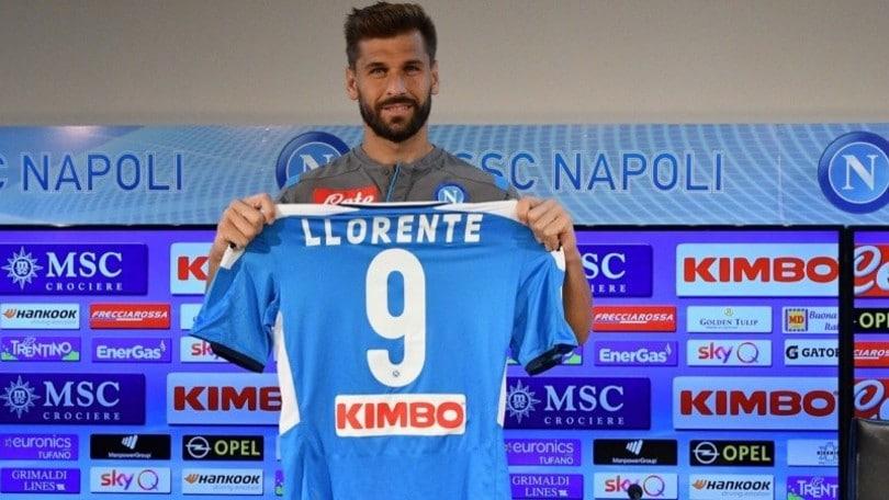"""Llorente: """"Ho aspettato tre mesi il Napoli. Scudetto? La pressione è sulla Juve"""""""