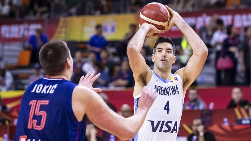 Impresa dell'Argentina, eliminata la Serbia dai Mondiali di basket