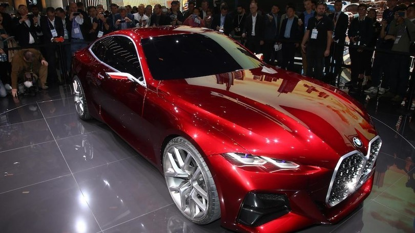 BMW Concept 4 e X5 a idrogeno al Salone di Francoforte