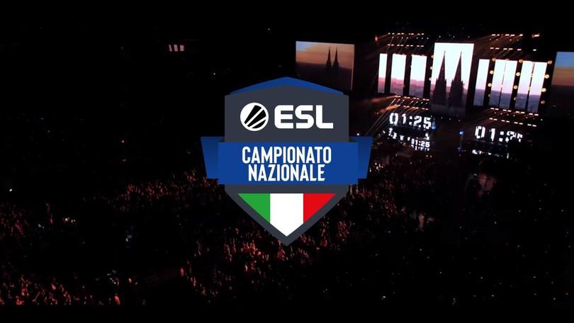 Al via il primo campionato nazionale PlayStation targato ESL Italia
