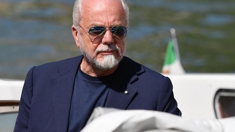 Napoli, De Laurentiis eletto rappresentante della Uefa Club Competitions Committee