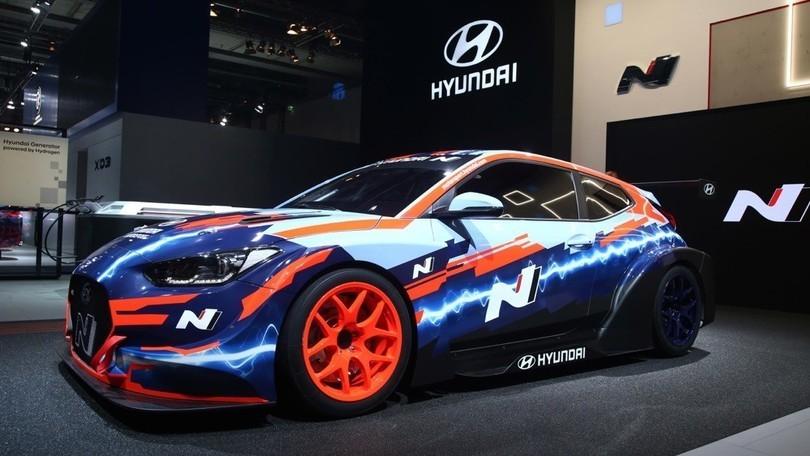 Hyundai dall'anima sportiva al Salone di Francoforte