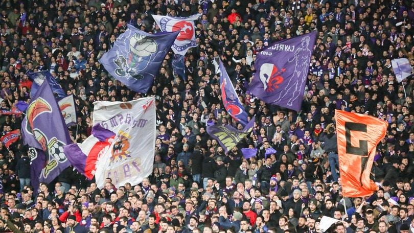Fiorentina-Juve, esaurito il settore ospiti