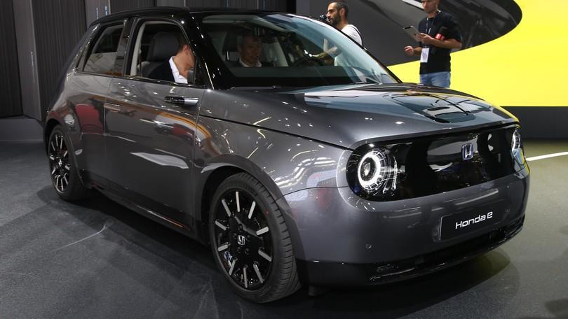 Honda e, il trionfo dell'innovazione